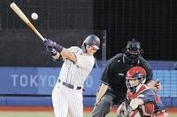 東京五輪野球、日本が初の金メダル 吉田正、栗原がメンバー 米国を2―0で下す