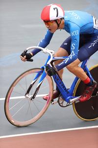 【インターハイ写真特集】自転車