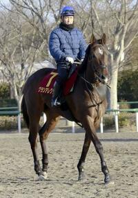 競馬、グランアレグリア1番人気