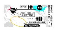 違法操業の漁船対応で日米初連携