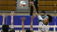 【インターハイ写真特集】バレーボール