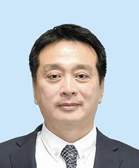 永平寺町長選、河合氏3選出馬表明