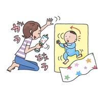 【子どもの体 元気ガイド by県小児科医会】変形しやすい赤ちゃんの頭 1歳ごろ自然に形良く 専門の医療機関も
