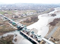 県19年度当初予算案 北陸新幹線工事ピーク 県内事業費1729億円 過去最大、県負担288億円 新北陸トンネル完成へ