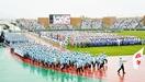 福井国体開幕、盛大に総合開会式