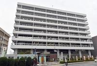 福井市決算、大雪で赤字見込み