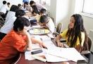 外国籍の子の夏休み宿題サポート