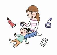 子どもになじみ深い便利な外用薬