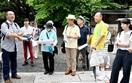 気比神宮散策し、ちなむ漢字学ぶ 敦賀で白川文字…