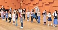 美浜町が子ども合唱団 「コーラスの町」へ結成 20人初レッスン
