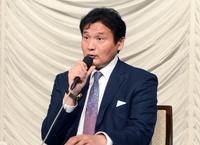 貴乃花光司氏、3回にわたる政界進出への質問に「ありません」と断言 大関・貴景勝にもエール