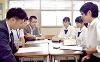 地域課題、生徒が解決案 武生高 企業や市と連携授業
