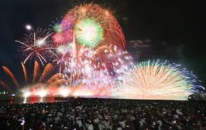 三国花火大会、2021年も中止