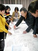 震度6強想定、永平寺町で模擬訓練