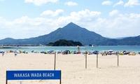 福井県内屈指の海水浴場、開設断念