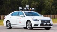 トヨタ、米公道試験を中断