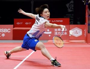 山口茜がWTファイナル準決勝へ