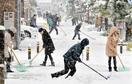 今冬の北陸の降雪量「平年並み」