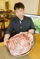 豚コレラ感染でシシ肉料理店に不安