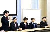 【永田町通信】鳥取知事招き手話普及学ぶ 超党派議連が総会