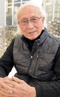SNS 前衛書の新領域 福井奎星会会長の書家・山本大廣さん 混沌の渦中内面を映す いま表現者は