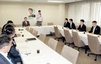 新幹線敦賀開業「時期ずれない」