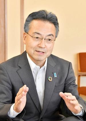 感染急増「恐怖感じた」と福井県知事