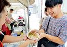 「福丼」で暑い夏乗り切れ