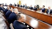 自民2会派一本化へ 知事選巡り分裂 県会最大、28人 統一選ふくい