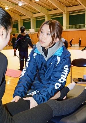 福井国体向け専門トレーナー充実