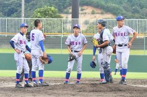 【写真】高校野球、福井工…