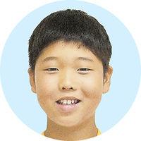 【夢風船】坂井市長畝小6年 浦 史明君 夢は医師になること