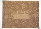 だるま屋の包装紙(昭和の戦前期) 百貨店90年…