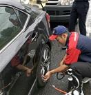 空気圧点検を…タイヤトラブル増加