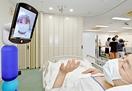 ロボットが看護師代わりに病室巡回