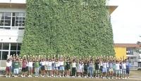 東安居小 児童、環境問題見識深め We Love Green