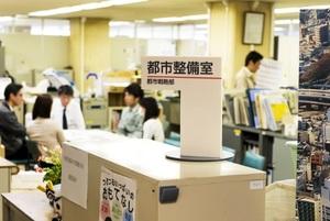 まちづくりは民間主体の時代。行政に求められる役割とは何だろう=福井市役所
