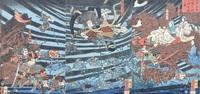 15歳、早熟のデビュー作 最後の浮世絵師・月岡芳年_福井市美術館企画展から(1)