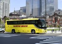 はとバスが男性ガイドを初採用