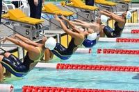 【写真特集】高校水泳