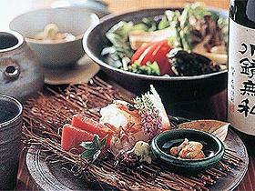 福井の幸、全国の特産を使った繊細な京料理