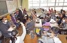エジプト教員、福井の学校に熱視線