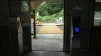 北陸線全線イコカ導入、無人駅で体験
