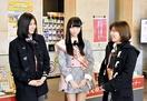 AKB48宮崎美穂さんらがロケ
