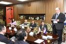 ナホトカ市長が敦賀市長を表敬
