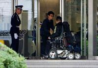 障害者「入庁検査で差別的対応」