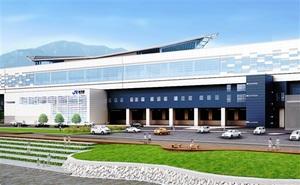敦賀駅舎の外観イメージ