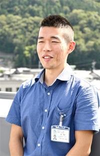 南越前町地域おこし協力隊 紀京佑さん 魅力を探して海外発信したい 時の人ふくい
