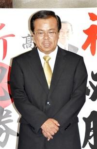 草の根及ばず「力不足」 高田氏 大野市長選