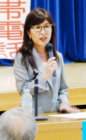 稲田氏発言、地元県議の反応